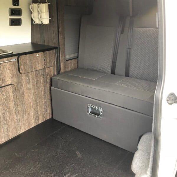 Jossie rear seating
