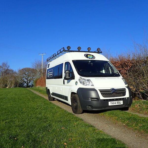 Ben the Adventure Van